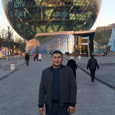 Нургали Сарсымбаев