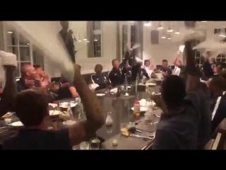 Бенжамин Лекомте прошел посвящение в сборной Франции