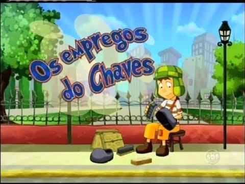 Chaves em Desenho Animado - Os empregos do Chaves (5ª temporada)