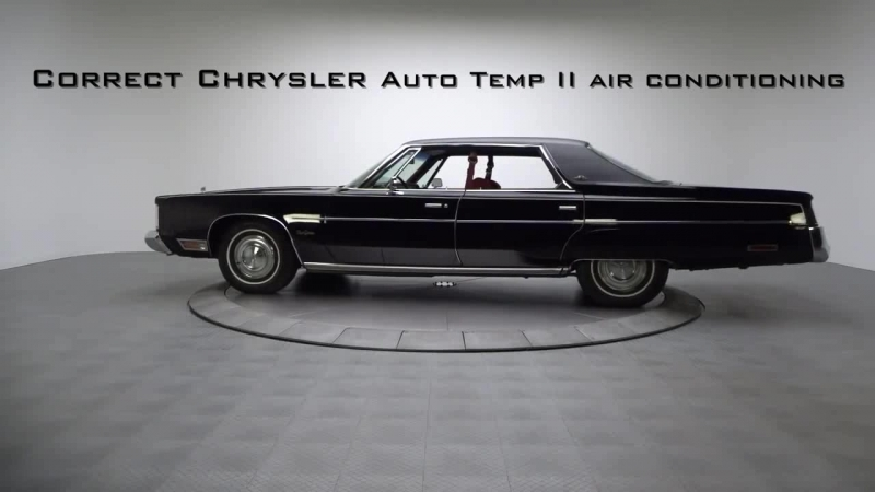 Chrysler New Yorker Brougham '1976