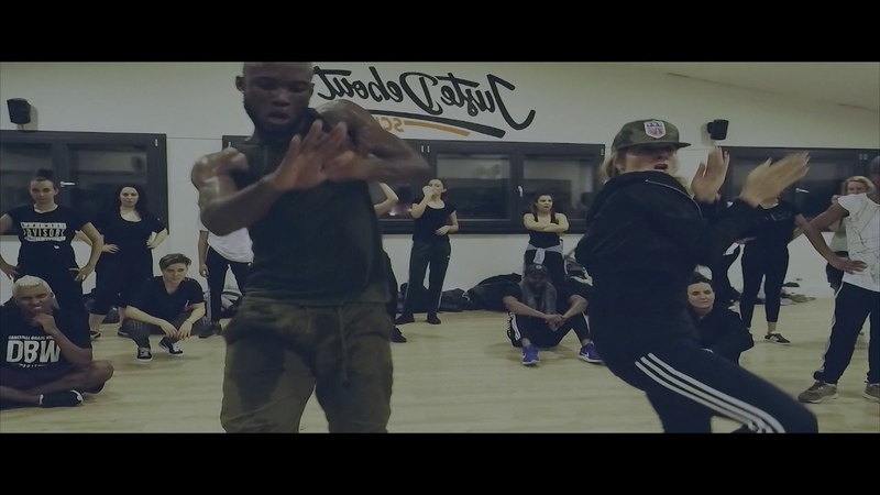 Laure Courtellemont Collab Class with Raddy Rich @ Just Dancehall