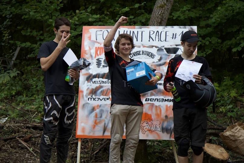 Блог им. Razor007x: FOX HUNT RACE #1 - О соревнованиях, гонщиках и провалах
