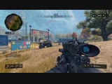 When you think you're outplaying the enemy but you actually outplay yourself. Black Ops 4