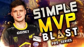 NAVI s1mple MVP movie - BLAST Pro Series: Copenhagen 2018