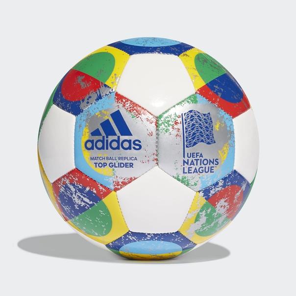 Футбольный мяч UCL Top Glider