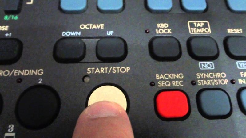 Teste Emulador USB Korg i5S