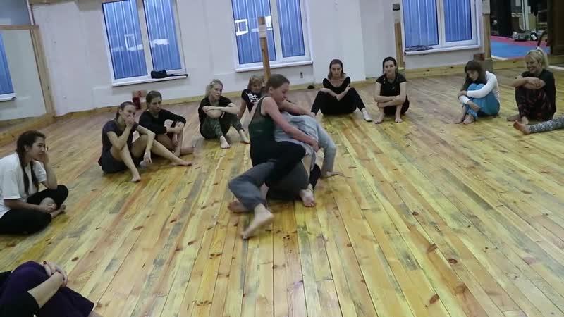 Антон Сафонов, Movement workshop