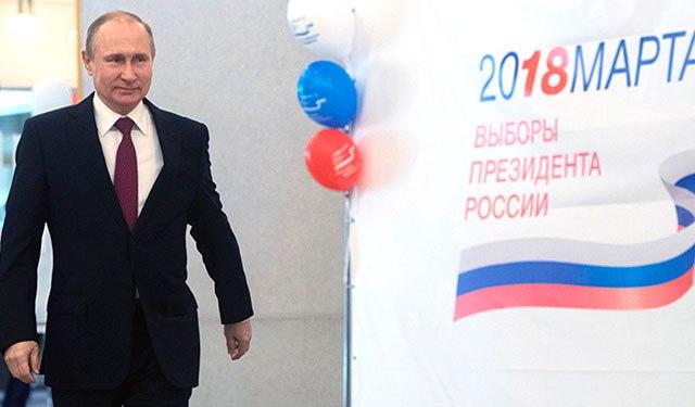 Зеленчукский район проголосовал за Путина