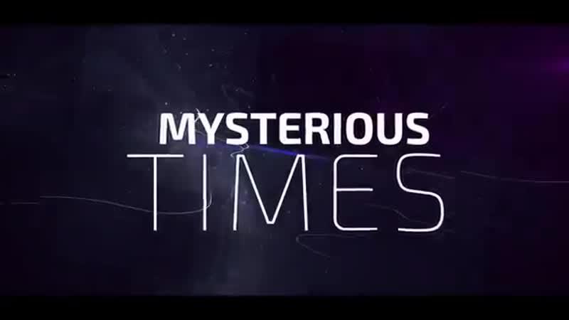 Bobina Christina Novelli - Mysterious Times [Official Lyric Video]