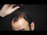 Камуфляж для волос  - 100% результат