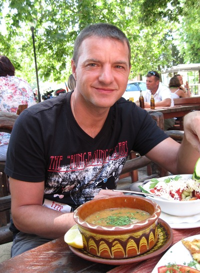 Владимир Дребот, 20 сентября , Москва, id219831200
