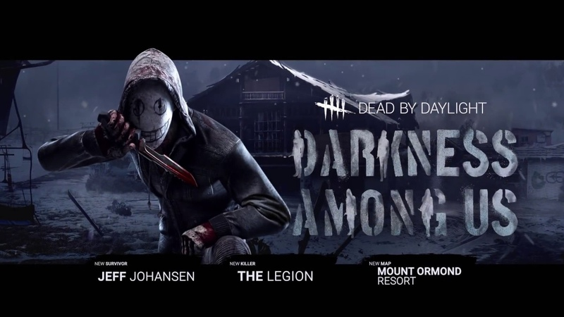 Dead by Daylight Darkness Among Us Launch Trailer