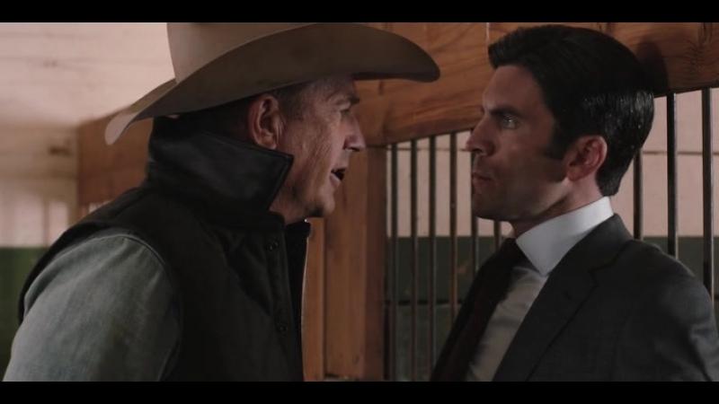 Йеллоустоун (Yellowstone) / Сезон 1. Серия 2 / LostFilm