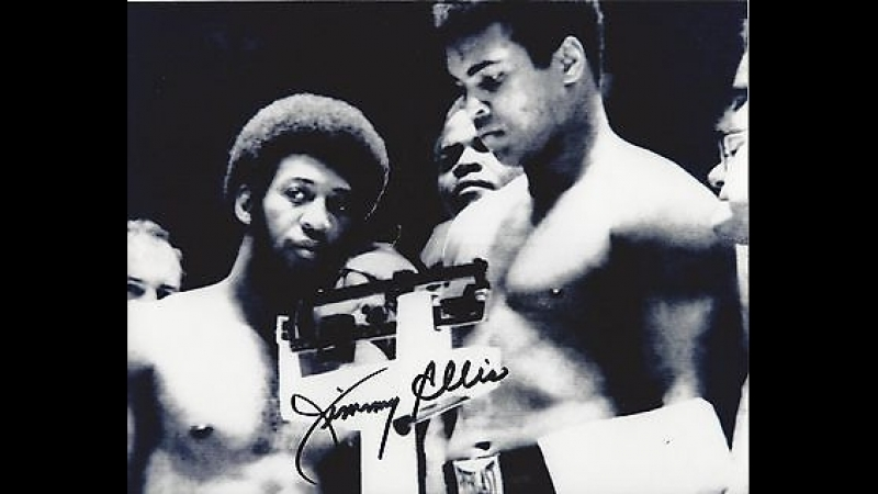 Muhammad Ali vs Jimmy Ellis
