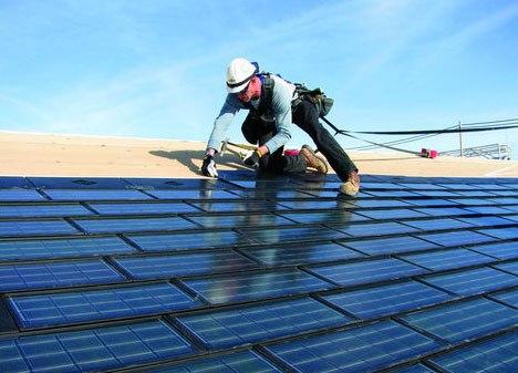 Бизнес-идея:  Установка солнечных батарей для отопления помещенийСто