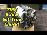 SNS 228 Toolmex 6 Jaw Chuck, K&ampT Mill Repairs