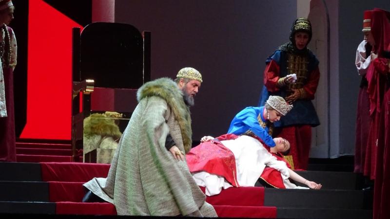 Ария Собакина. Опера Царская невеста