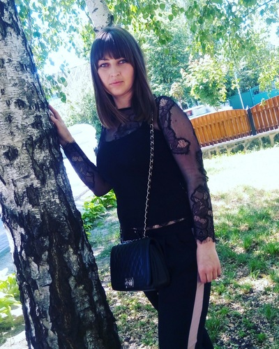 Анна Колюченко | ВКонтакте