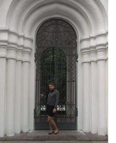Вероника Суханова, 1 октября 1990, Архангельск, id40158653