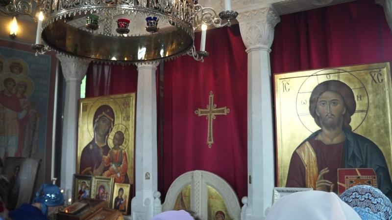Верую, Престольный праздник храма в честь Св. Луки Крымского военного госпиталя, г. Рязань, 11-06-2018