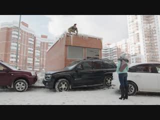 Ольга: Будет знать, как под сосульками парковаться!