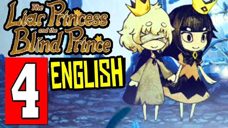 The Liar Princess and the Blind Prince: Walkthrough Part 4: THE AZURE ABYSS