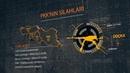 Operation of Turkey-Afrin (3D Map)