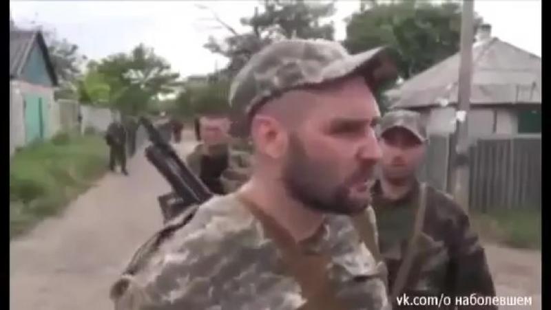Рубежное.22 мая,2014.Первые боестолкновения в районе Томашевского моста и ж/д Рубежного.
