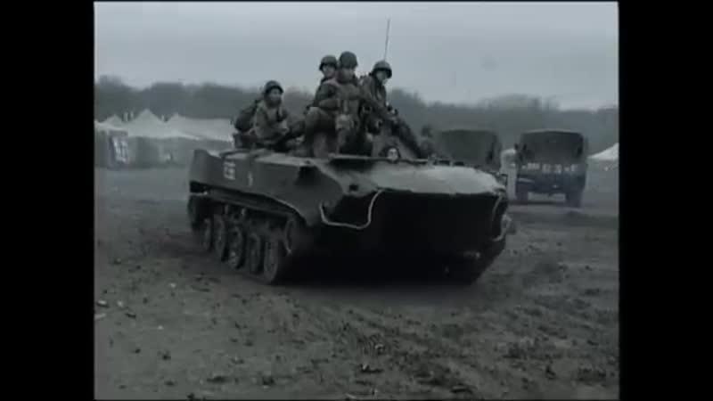 ВЛАДИМИР ВОРОНОВ - БЕСКОНЕЧНАЯ ВОЙНА.военный шансон.видеоряд-Честь имею