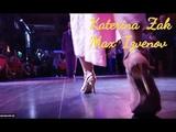Wanderful, Rusos muestran tango en Buenos Aires. Katerina Zak y Max Izvekov
