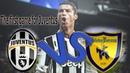 Cristiano Ronaldo Juventus l Football Juventus - Chievo l Ronaldo's first game