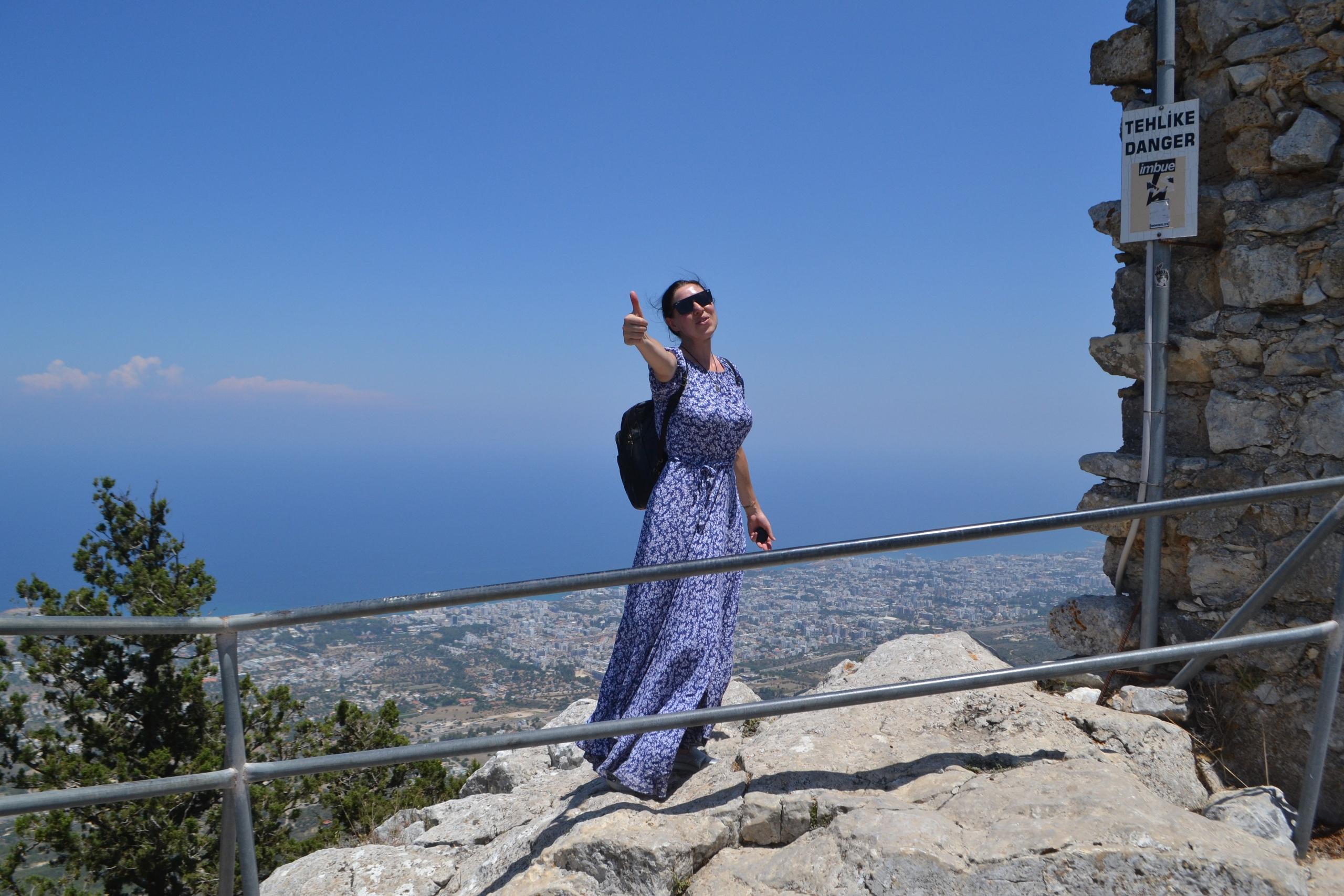 Северный Кипр. Замок Святого Иллариона. (фото). - Страница 3 ZFpd0rOc4rw