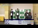 Kinki Regionals-2018 Victory Ceremony Senior Men