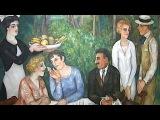 В Третьяковской галерее на Крымском валу открылась выставка произведений Натальи Гончаровой - Первый канал
