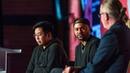 Design Education panel, feat. Eric Hu, Hassan Rahim and Erik Brandt