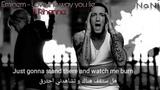 Eminem - Love the way you lie ft .Rihanna