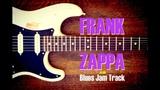 A Minor Blues Jam Backing Track - Frank Zappa Style