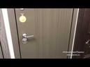 Входная дверь Ультиматум М РР обзор двери Торэкс
