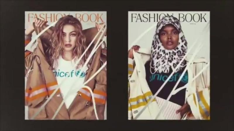 Gigi, Halima, Hamdia e altre per CR Fashion Book, edizione numero 13!