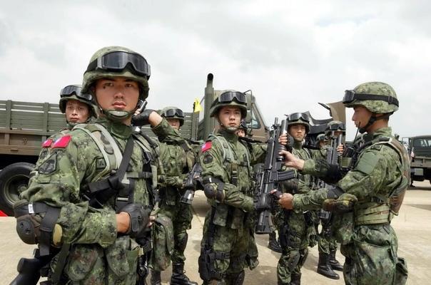 США против Китая(Противостояние)