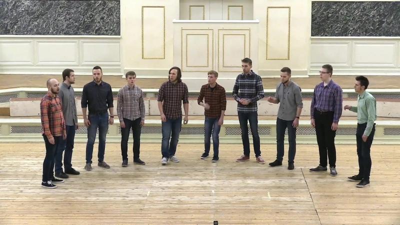Мужской молодёжный ансамбль «Виват»