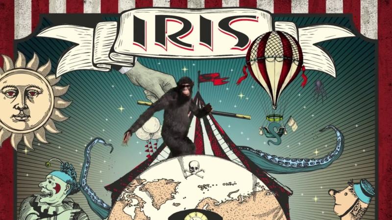 Iris - Lumea toata e un circ (Animated Video)