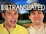 TRANSLATED Babe Ruth vs Lance Armstrong. Epic Rap Battles of History. CC