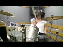 Canon_Rock_Drum_cover-_Junna__カノンロック叩いてみた