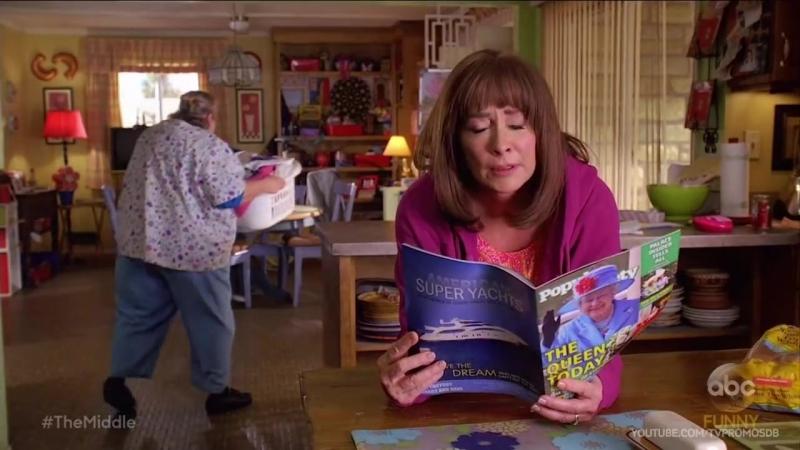 Бывает и хуже The Middle 8 сезон 11 серия Промо Hoosier Maid HD