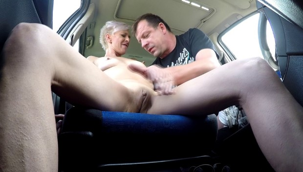 СzechBitch - Mature anal whore (Czech Bitch 59)