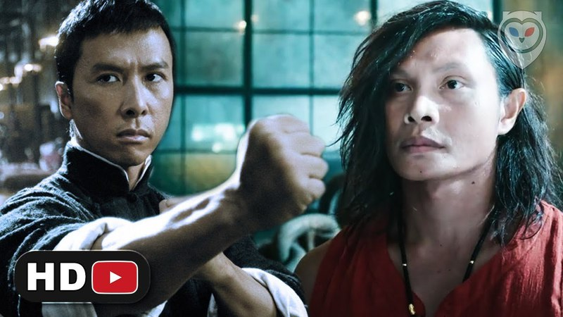 Ип Ман против бойца Муай Тай — Отрывок из фильма Ип Ман 3 (2015)