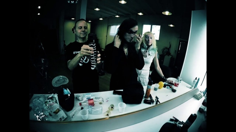 Synapsyche - the making of 'Mirror Terror' video