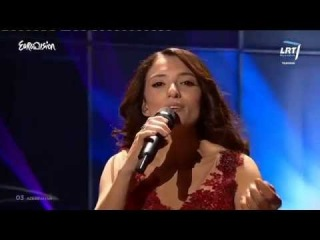 Eurovision 2014 Azerbaijan: Dilara Kazimova - Start A Fire (Final) ( Азербайджан Диляра Кязимова финал евровидения 2014)