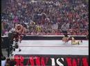WWE QTV ☆ Raw 07 02 2001 Lita Matt Hardy vs Trish Stratus Big Show Лита и Мэтт Харди против Триш Стратус Биг Шоу